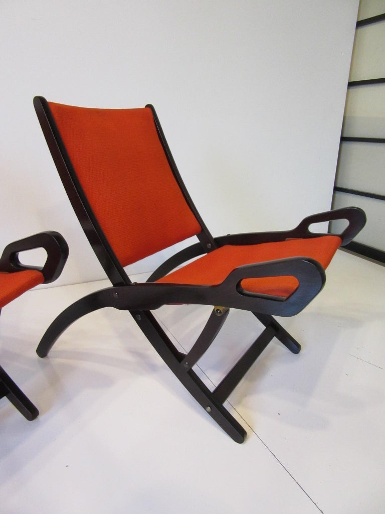 Gio Ponti Ninfea Chairs for Brevetti Reguitti, Italy For Sale 7