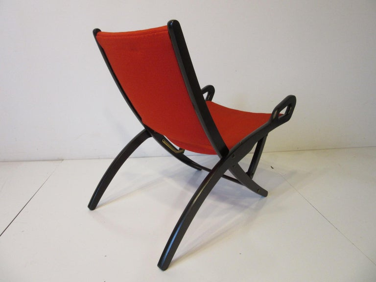 Mid-Century Modern Gio Ponti Ninfea Chairs for Brevetti Reguitti, Italy For Sale