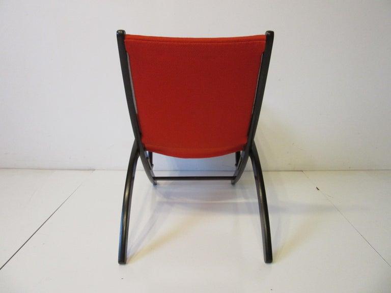 Italian Gio Ponti Ninfea Chairs for Brevetti Reguitti, Italy For Sale