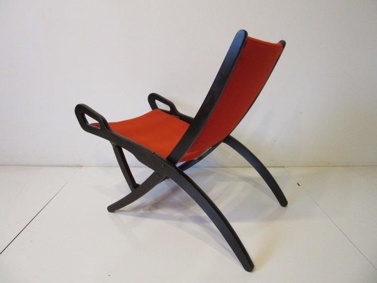 Gio Ponti Ninfea Chairs for Brevetti Reguitti, Italy In Good Condition For Sale In Cincinnati, OH