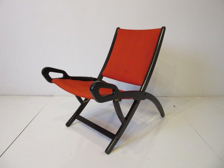 20th Century Gio Ponti Ninfea Chairs for Brevetti Reguitti, Italy For Sale