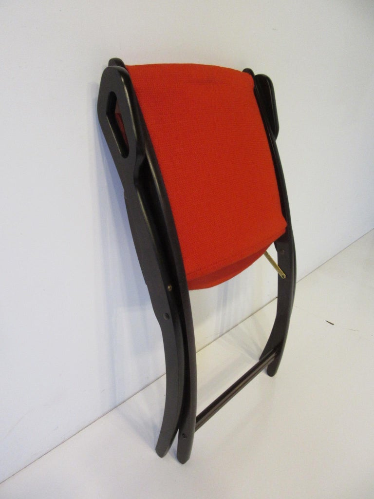 Wood Gio Ponti Ninfea Chairs for Brevetti Reguitti, Italy For Sale