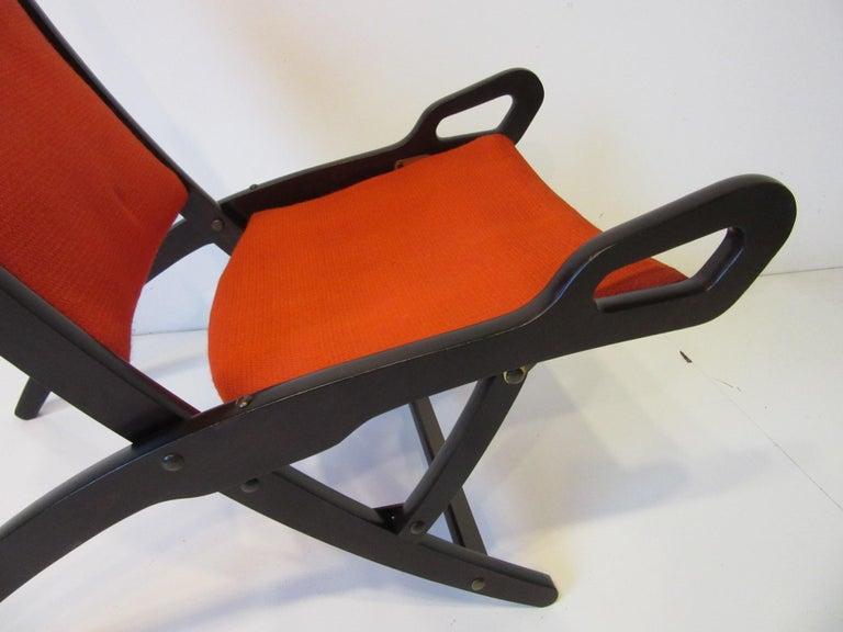 Gio Ponti Ninfea Chairs for Brevetti Reguitti, Italy For Sale 1