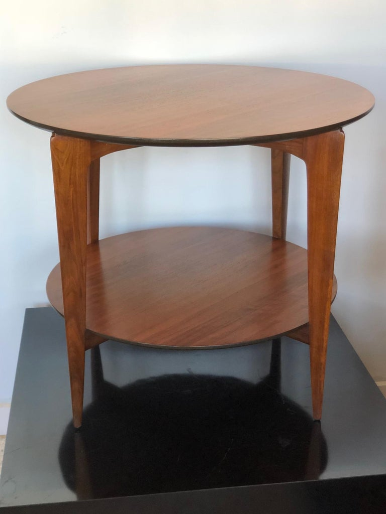 Mid-Century Modern Gio Ponti Occasional Table For Sale
