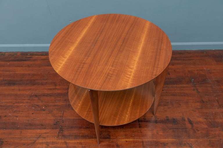 Mid-Century Modern Gio Ponti Occasional Table for Singer & Sons Model 2136 For Sale