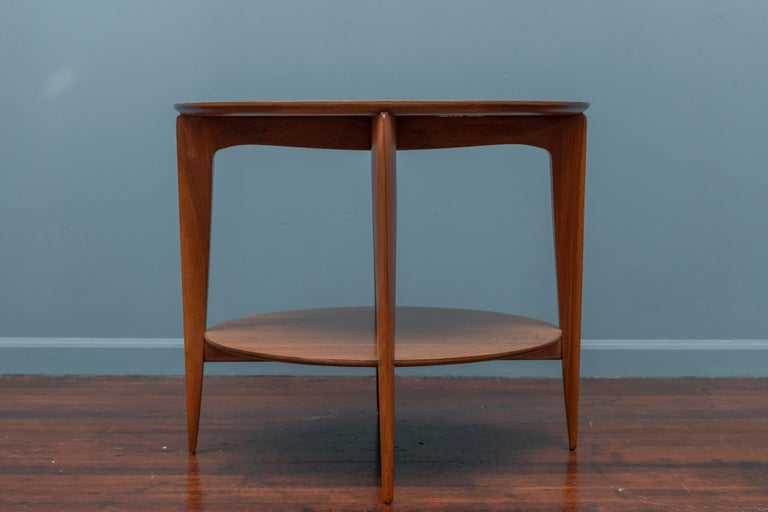 Gio Ponti Occasional Table for Singer & Sons Model 2136 For Sale 1