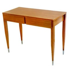 Gio Ponti Pair Console Table