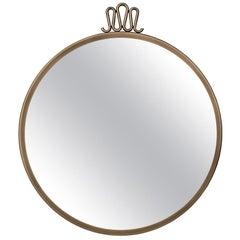 Gio Ponti Small Randaccio Mirror