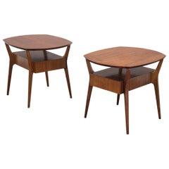 Gio Ponti Style End Tables