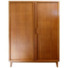 Gio Ponti Style Wardrobe Mid-Century Modern