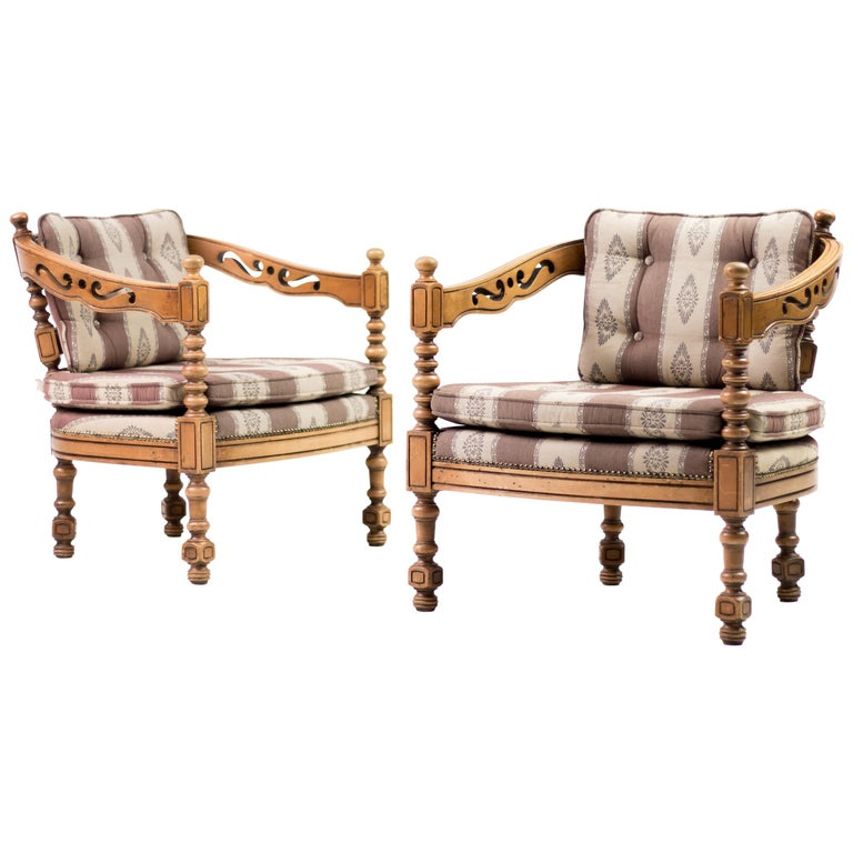 Giorgetti Armchairs For Sale