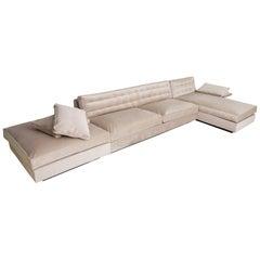 Giorgetti Royal Sofa by Antonello Mosca, Italy