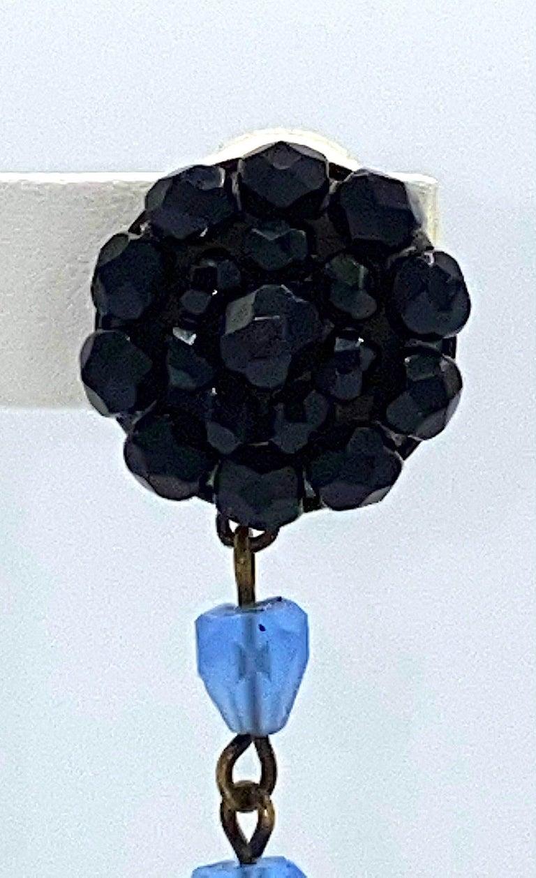 Giorgio Armani 1980s Black Bead 4