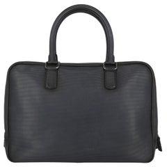 Giorgio Armani Woman Handbag Navy Leather