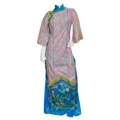 Giorgio di Sant' Angelo 1970s Kimono Dress