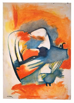 Informal - Original Oil Paint by Giorgio Lo Fermo - 2020