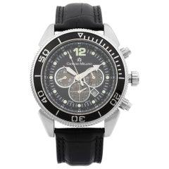 Giorgio Milano Stainless Steel Chronograph Quartz Men's Watch 871ST032