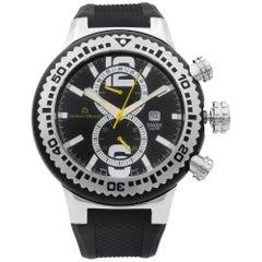 Giorgio Milano Stainless Steel Chronograph Quartz Men's Watch GM857SLBK