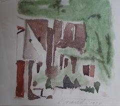 Offset Landscape Prints