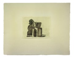Still Life - Vintage Offset Print after Giorgio Morandi - 1973