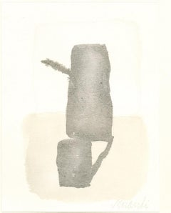 Watering Cans  - Vintage Offset Print after Giorgio Morandi - 1973