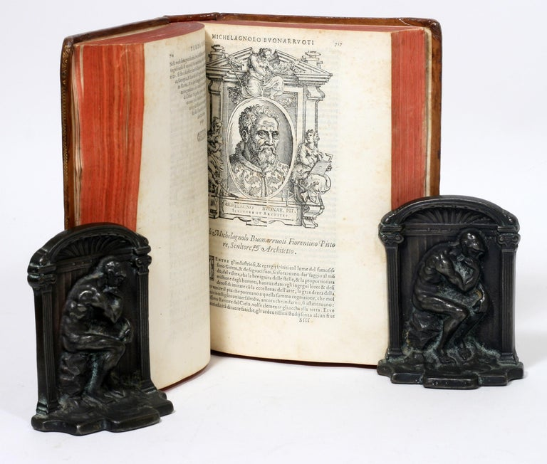 18th Century and Earlier Giorgio Vasari, First Complete Edition of Lives of the Artists, 1568 For Sale