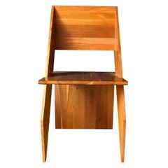 Giotto Chair Limited Edition by Ferdinando Meccani