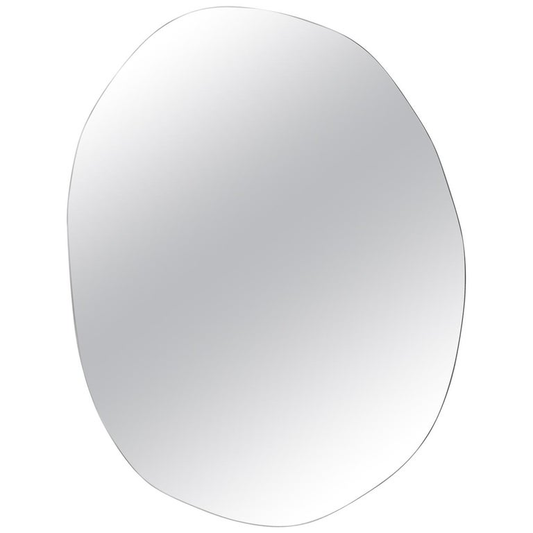 Giotto Mirror Medium by Kensaku Oshiro & Mogg For Sale
