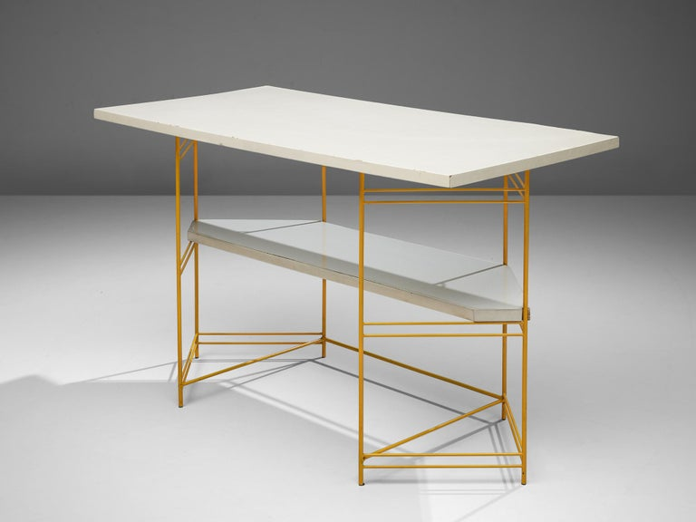 Giotto Stoppino Desk and Armchair, 1970s For Sale 4