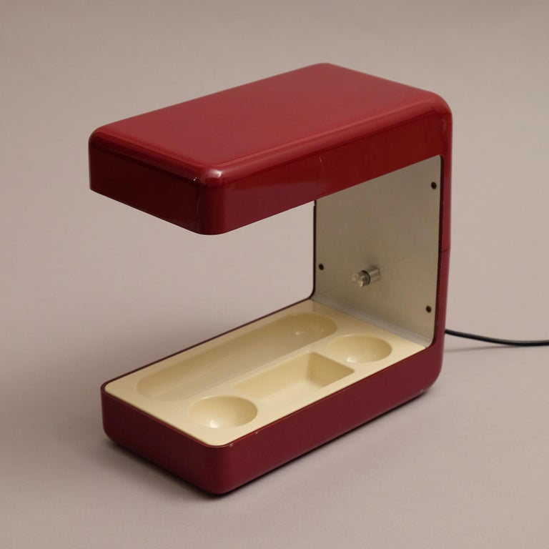 Giotto Stoppino, Isos Table Lamp, 20th Century In Good Condition For Sale In Paris, FR
