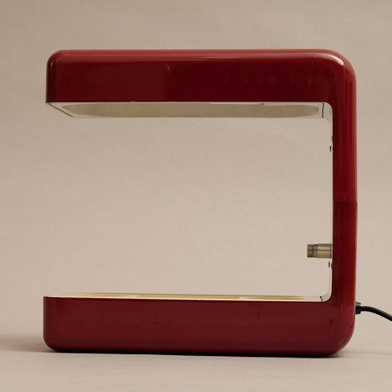 Giotto Stoppino, Isos Table Lamp, 20th Century For Sale 2