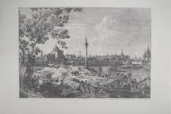Venice: View of the Grand Canal - Héliogravure, 1975
