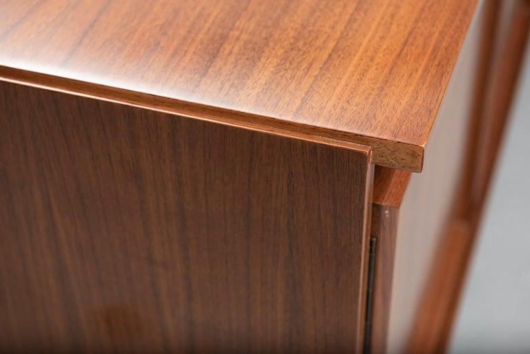 Giovanni Ausenda Walnut Sideboard for Stilwood For Sale 5