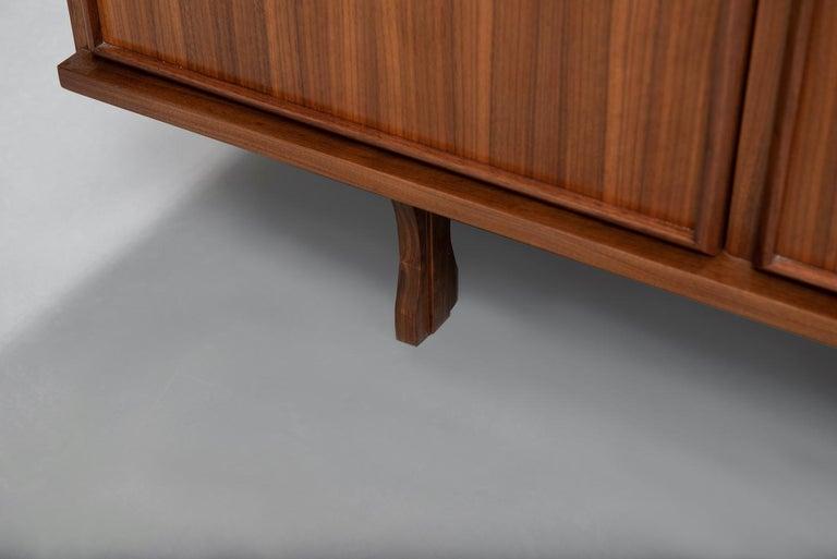 Giovanni Ausenda Walnut Sideboard for Stilwood For Sale 6