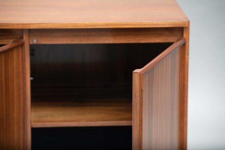 Mid-20th Century Giovanni Ausenda Walnut Sideboard for Stilwood For Sale