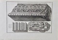 Piranesi Architectural Views of Roman , 18th Century