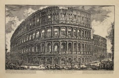 The Colosseum from Piranesi's Vedute di Roma