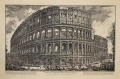 The Colosseum from Piranesi's Vedute di Roma
