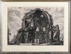 Veduto del Tempio Ottangolare de Minerva Medica by Giovanni Battista Piranesi