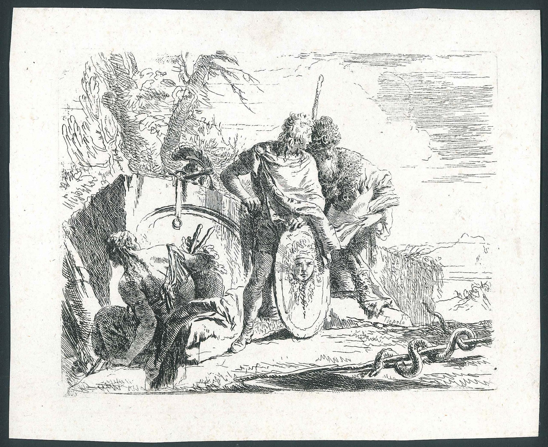 L'Astrologo e il Giovane Soldato