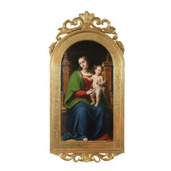 Virgin Mary with child
