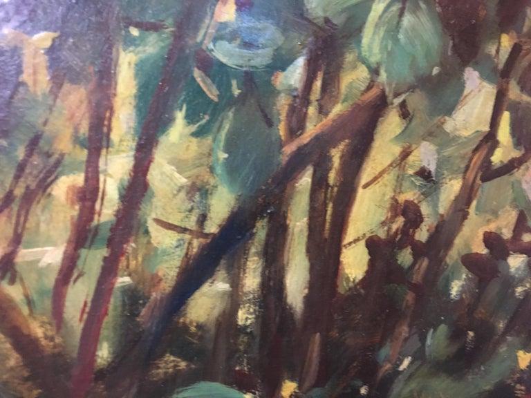 FLOWERS - Italian still life oil on canvas painting, Giovanni Bonetti For Sale 3
