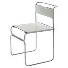 Giovanni Carini for Planula, circa 1970 Stunning, Elegant Side or Desk Chair