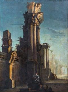 An Architectural Capriccio, 17th Century