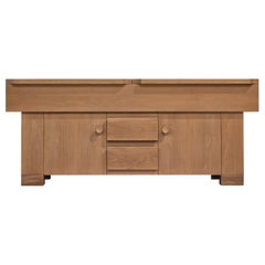 Giovanni Michelucci Sideboard in Walnut