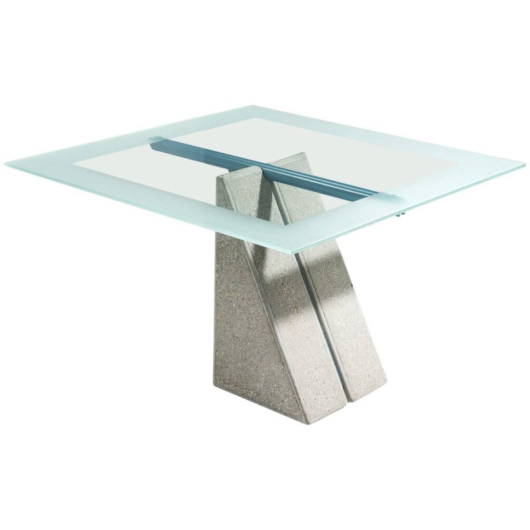 Giovanni Offredi Dining Table for Saporiti