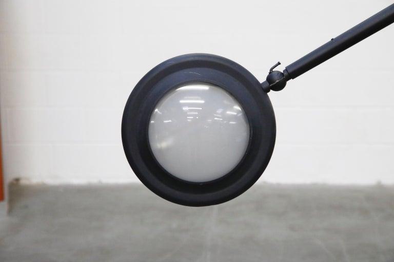 'Giraffa' Postmodern Floor Lamp by Hans Von Kilier for Bilumen, 1985, Italy For Sale 11