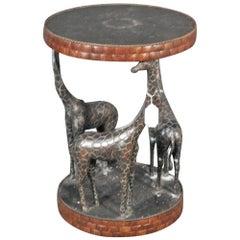 Giraffe Base Table