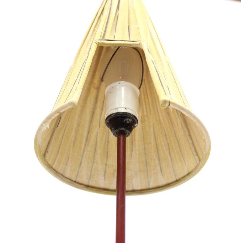 Giraffe Floor Lamp by Hans Bergström for Ateljé Lyktan, 1950s For Sale 1