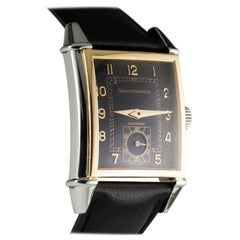 Girard Perregaux 1945 Men's Two-Tone Automatic Watch w/ Subdial 2593